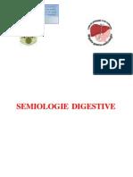 Smiologie Digestive