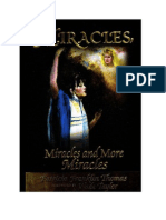 PREVIEW of 'Miracles Miracles and More Miracles' by Patricia Franklin Thomas