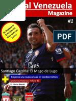 Arsenal Venezuela Magazine #1