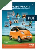 Nano 2012 Brochure