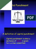 kant capital punishment
