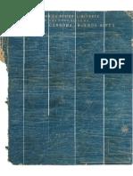Warner, Roberto A. - Plano de la Region Limítrofe de las Provincias de Santa Fe, Córdoba y Buenos. 1895
