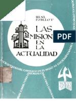 Millot, Rene p - Las Misiones en La Actualidad