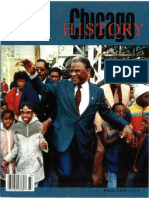 Harold Washington Chicago History