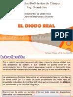 1.5. El Diodo Real