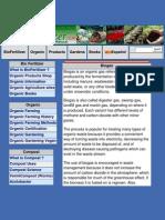 Biogas to Electricity - Bioenergy