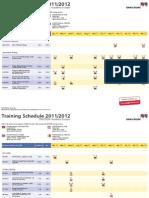 OMICRON Academy Europe Schedule ENU