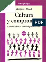 Cultura y Compromiso- Margareth Mead