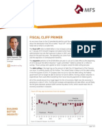 Fiscal Cliff MFS