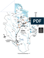 2012 Carte Yoho Map En