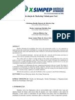 Tipos de Marketing- Pessoal_Endomarketing