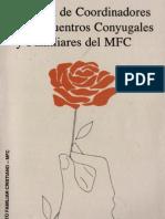 Movimento Familiar Cristiano - Manual de Coordinadores
