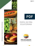 Proec p2011 Pina Ecuatoriana