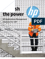 HP Applications Management Solutions for SAP