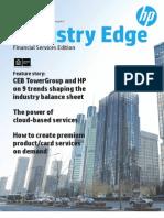 Industry Edge - Financial