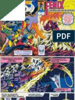 Fênix - A Història Quë Nao Foi Contada - Hq, Portugùes, Comics, Rapadura, Claremont, Byrne