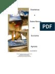 Estatísticas e dados de Economia Agrícola07-2012
