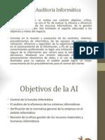 Conceptos de Auditoria Informática