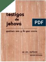 Nelson, w m - Los Testigos de Jehova