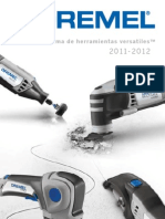 Dremel 2011 Catalog_SPA