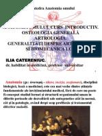 FARM. A.O. CURS ÎNTRODUCTIV.OSTEOLOGIA.ARTROLOGIA. 09