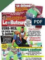 LE BUTEUR PDF du 12//09/2012