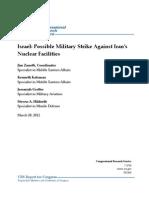 CRS Iran Risk