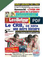 LE BUTEUR PDF du 17/01/2009