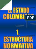 Estructura Estado Colombiano