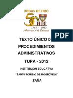 TUPA 2012 stmz