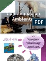 contaminacin ambiental Educación Física