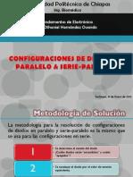 2.3. Configuraciones en Paralelo y Serie-Paralelo de Diodos