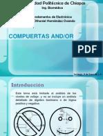 2.4. Compuertas AND - OR con Diodos