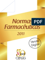 Normas Farmacêuticas 2011