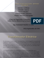 Clase de Transformadores