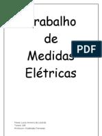 [Medidas Elétricas] Aparelhos de Medição - Lucas Moreira