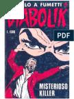 Luigi m bianchi dizionario italiano dei termini txt diabolik n004 misterioso killer fandeluxe Images