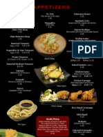 Shizen Menu Final PDF