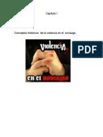 Historia Universal de La Violencia en El Noviazgo