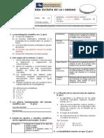 Prueba Escrita i Unidad Seccion 1201