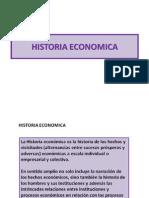 1 TEORICA Historia Economica