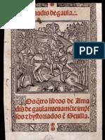 [11092012] Amadis de Gaula - Sevilla, 1531