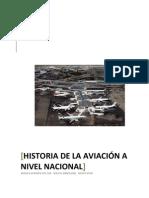 Historia de La Aviacion Mexicana 1