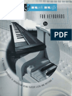 Keyboard Method - Blues, Jazz & Rock Riffs for Keyboards - William T Eveleth(Jeremy Hsiang)
