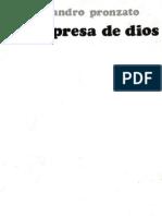 Pronzato, Alessandro - La Sorpresa de Dios