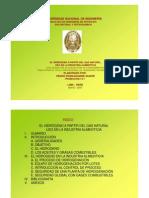HIDROGENO Usos y Seguridad (Resumen)