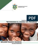Plan de Desarrollo Turbo 2012 2015 Aprobado y Sancionado