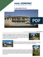 Varybobi estate for sale