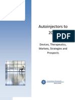 Autoinjectors to 2016 Report Prospectus