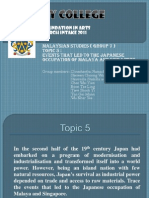 Japan Presentation FINAL